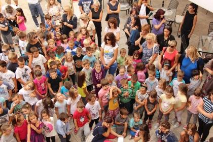 Croatia celebrates Coast Day 2014 in Šibenik