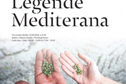 "Opening of the exhibition ""Legends of the Mediterranean"""